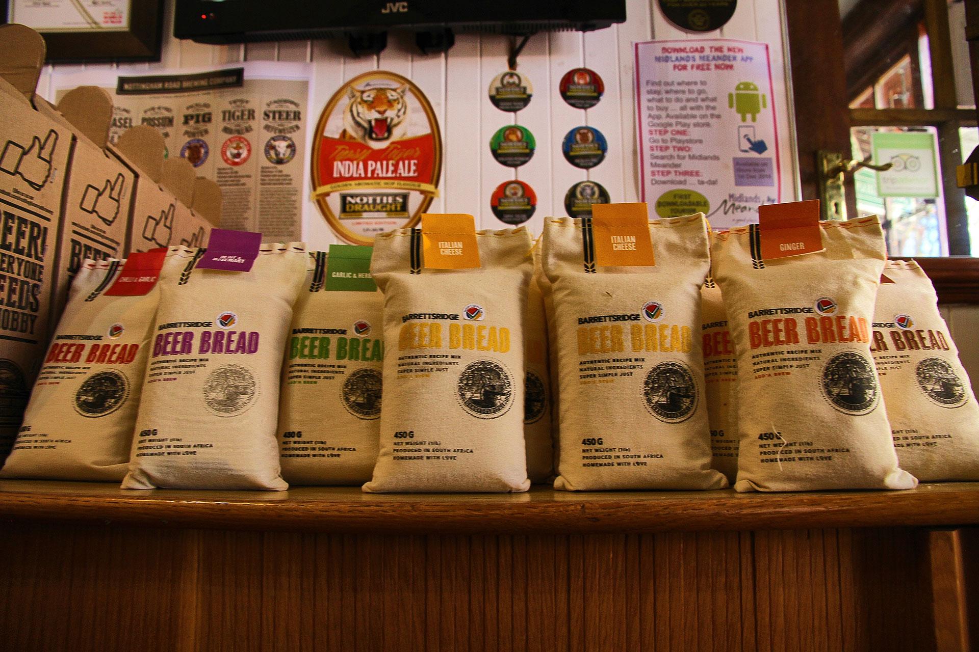 Brew Shop Notties Brewery