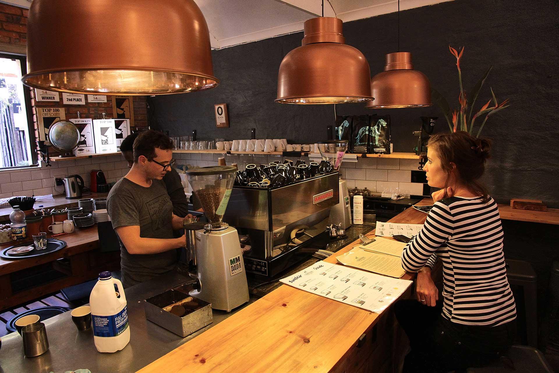 terbodore espresso bar