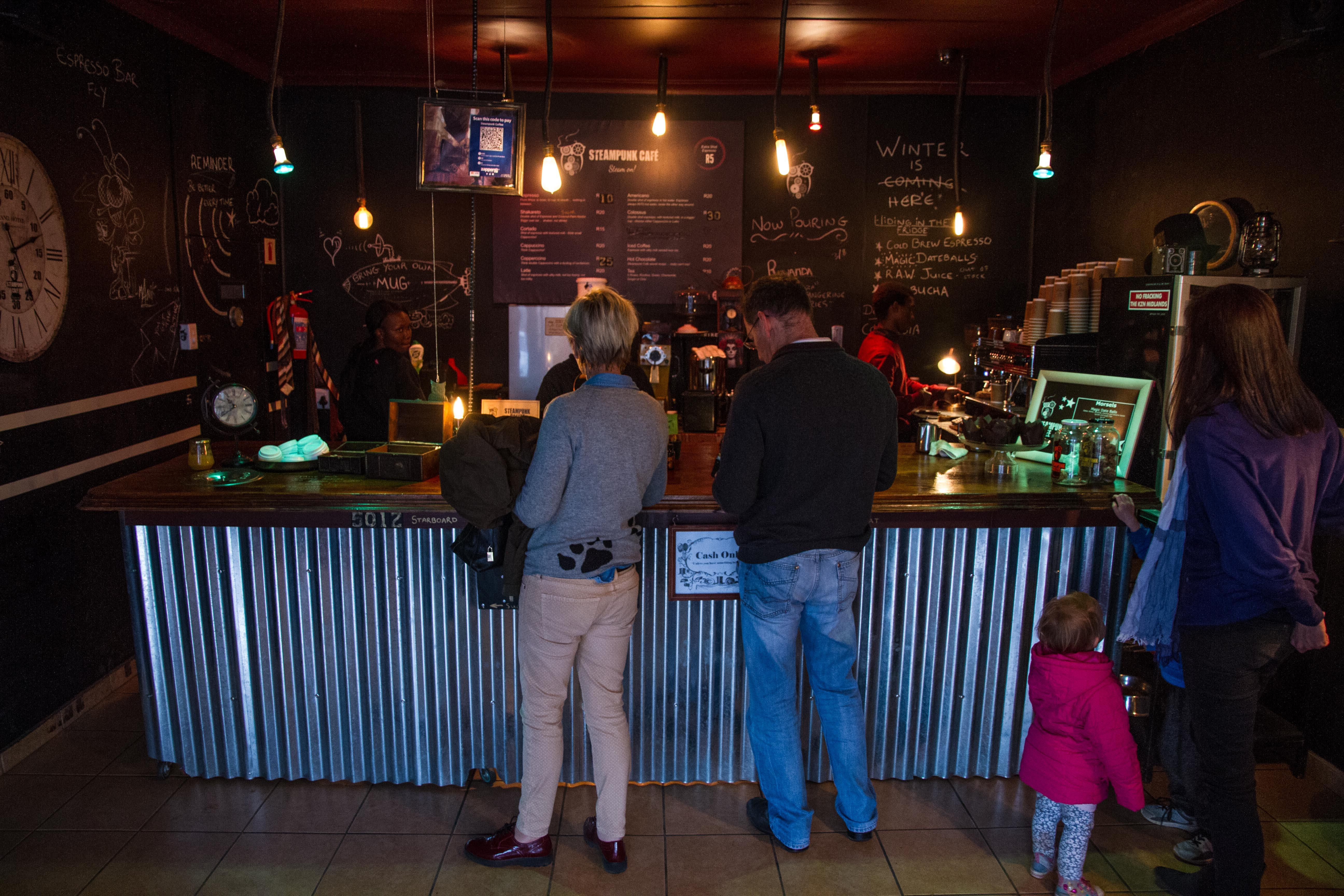 Steampunk Cafe (3)