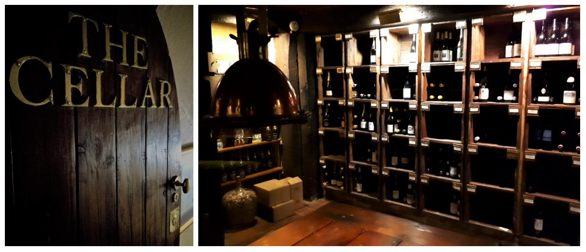 Granny Mouse Wine Cellar