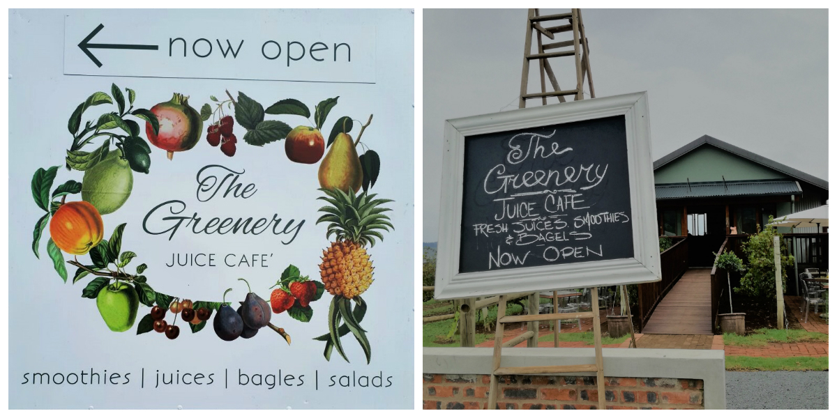 The Greenery Juice Cafe